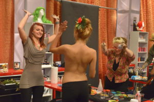 Skin Wars Season 3 Episode 305